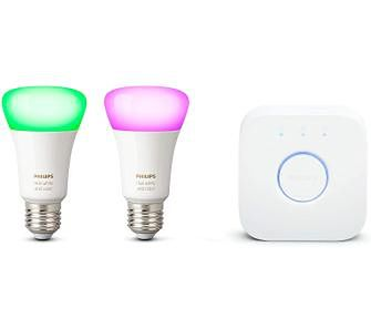Philips Hue White and Colour Ambiance E27 (2 szt.)