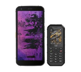 CAT S62 Pro + telefon B26