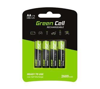 Green Cell GR01 AA 2600mAh (4 szt.)