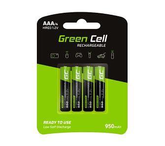 Green Cell GR03 AAA 950mAh (4 szt.)