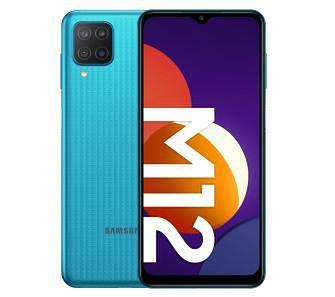 Samsung Galaxy M12 (zielony)