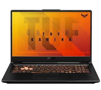 """ASUS TUF Gaming F17 FX706LI-H7036T 17,3"""" 120Hz Intel® Core™ i5-10300H - 8GB RAM - 512GB Dysk - GTX1650Ti Grafika - Win10"""
