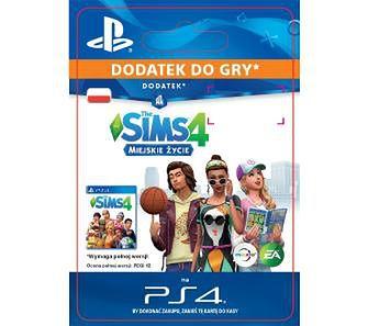The Sims 4 - Miejskie Życie DLC [kod aktywacyjny] PS4Dostęp po opłaceniu zakupu