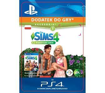 The Sims 4 - Romantyczny Ogród DLC [kod aktywacyjny] PS4Dostęp po opłaceniu zakupu