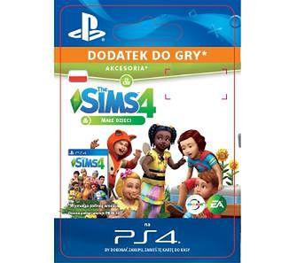 The Sims 4 - Małe Dzieci DLC [kod aktywacyjny] PS4Dostęp po opłaceniu zakupu