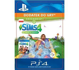 The Sims 4 - Zabawa na Podwórku DLC [kod aktywacyjny] PS4Dostęp po opłaceniu zakupu