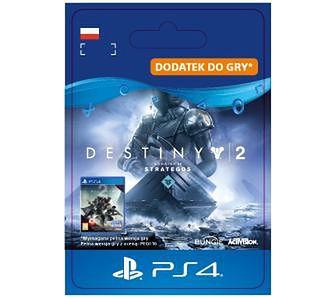 Destiny 2 - Expansion II: Warmind DLC [kod aktywacyjny] PS4Dostęp po opłaceniu zakupu
