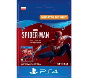 Marvel's Spider-Man: The City that Never Sleeps DLC [kod aktywacyjny] PS4Dostęp po opłaceniu zakupu