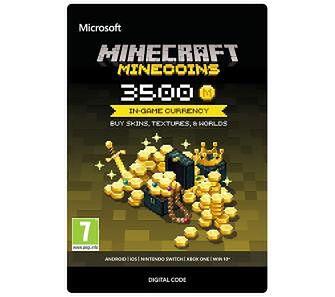 Minecraft - Minecoins 3500 monet Xbox OneDostęp po opłaceniu zakupu