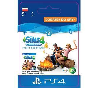 The Sims 4 - Ucieczka w Plener DLC [kod aktywacyjny] PS4Dostęp po opłaceniu zakupu