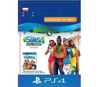 The Sims 4 - Cztery Pory Roku DLC [kod aktywacyjny] PS4Dostęp po opłaceniu zakupu