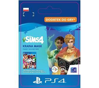 The Sims 4 - Kraina Magii DLC [kod aktywacyjny] PS4Dostęp po opłaceniu zakupu