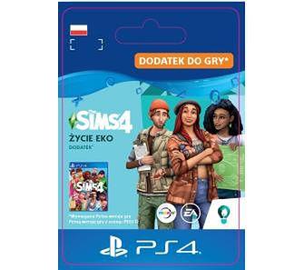 The Sims 4 - Życie Eko DLC [kod aktywacyjny] PS4Dostęp po opłaceniu zakupu