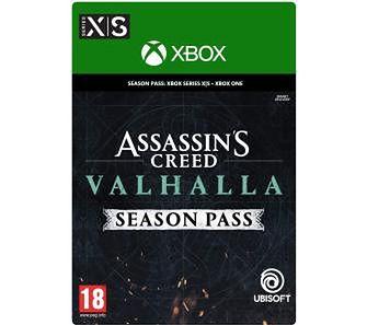 Assassin's Creed Valhalla - season pass [kod aktywacyjny] Xbox OneDostęp po opłaceniu zakupu