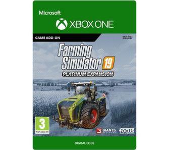 Farming Simulator 19 - Platinum Expansion DLC [kod aktywacykny] Xbox OneDostęp po opłaceniu zakupu
