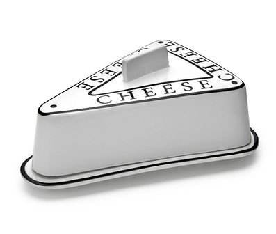 Pojemnik trójkątny na ser S&P Fromage