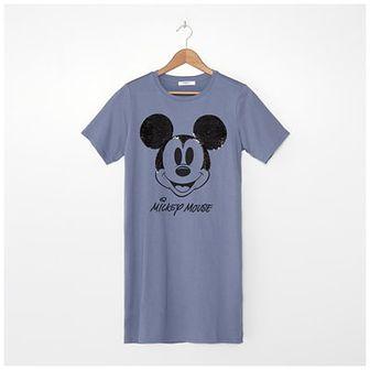 House - T-shirtowa sukienka Mickey Mouse - Niebieski