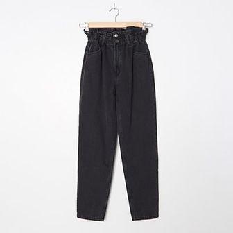 House - Mom jeans - Czarny