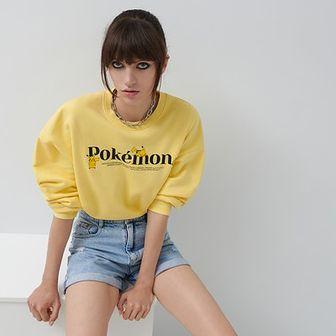 House - Bluza z nadrukiem Pokémon - Żółty