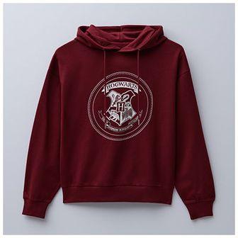 House - Bluza z nadrukiem Harry Potter - Bordowy