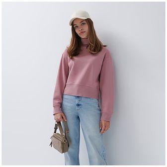 House - Krótka bluza - Różowy