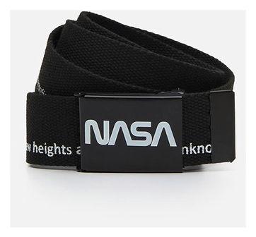 House - Materiałowy pasek NASA - Czarny