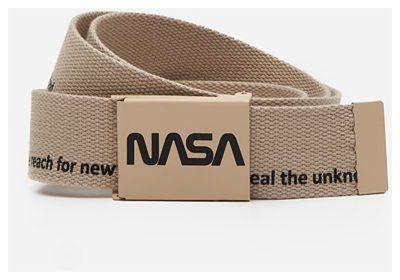 House - Materiałowy pasek NASA - Beżowy