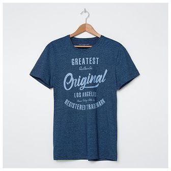 House - Koszulka z nadrukiem - Granatowy