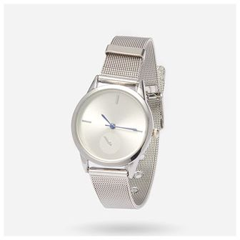House - Zegarek - Srebrny
