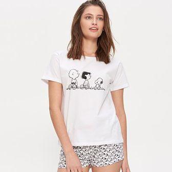 Dwuczęściowa piżama Snoopy