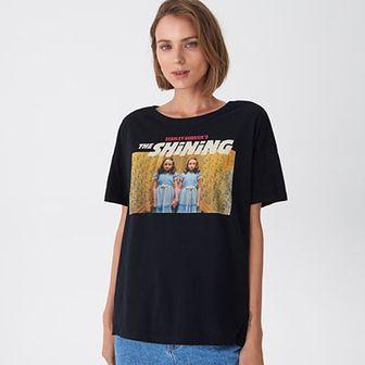 Koszulka z nadrukiem The Shining