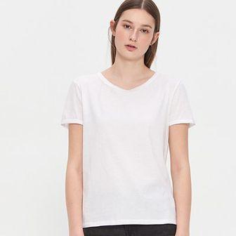 House - T-shirt basic - Biały