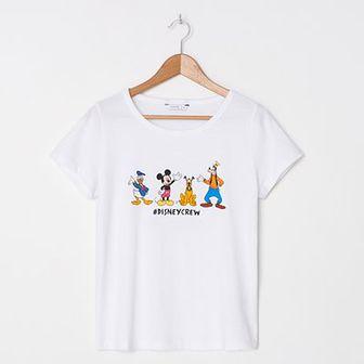 House - Koszulka z nadrukiem Disney - Biały