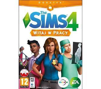 The Sims 4: Witaj w Pracy PC