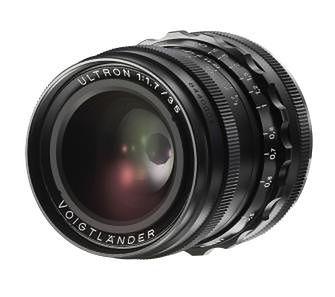 Voigtlander 35mm F/1.7 VM ULTRON B LEICA M