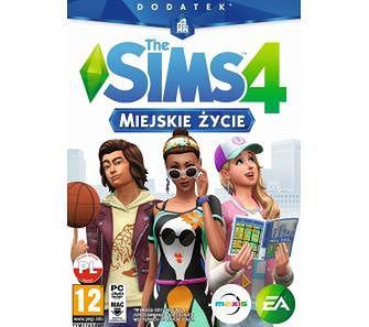 The Sims 4: Miejskie Życie PC