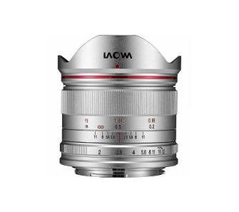 Laowa C-Dreamer Lightweight 7,5 mm f/2,0 do Micro 4/3 - srebrny