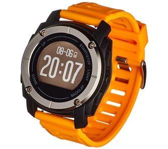 Garett Sport 23 GPS (czarno-pomarańczowy)