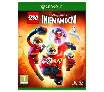 LEGO Iniemamocni Xbox One