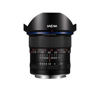 Laowa D-Dreamer 12 mm f/2.8 do Nikon F