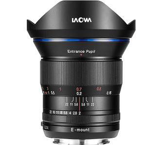Laowa 15mm f/2,0 FE Zero-D Sony E