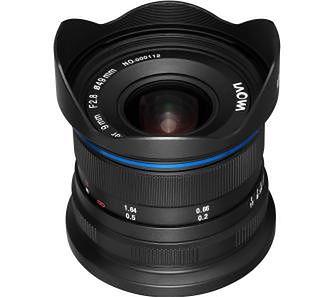 Laowa 9mm f/2.8 Zero-D Canon EF-M