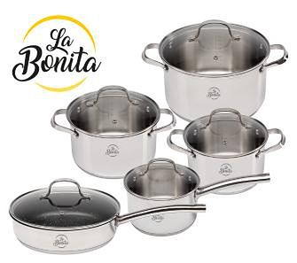 La Bonita Maxima 10 elementów