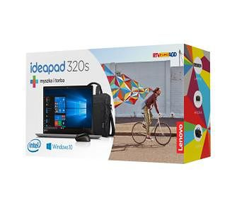 "Lenovo IdeaPad 320S 15,6"" Intel® Core™ i5-8250U - 8GB RAM - 256GB Dysk - MX130 Grafika - Win10 + torba i mysz"