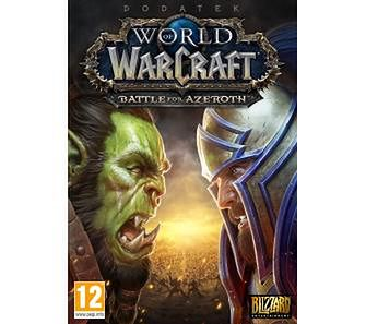 World of Warcraft: Battle for Azeroth D1 PC