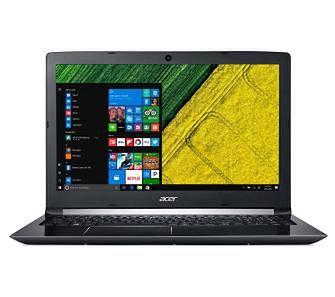 Acer Aspire 5 A515-51G-77L9 15,6'' i7-7500U - 8GB RAM - 1TB Dysk - MX130 Grafika -16GB Intel Optane - Win10