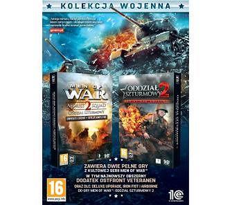 Men of War: Oddział Szturmowy 2 - Kolekcja Wojenna PC