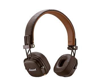 Marshall Major III Bluetooth (brązowy)