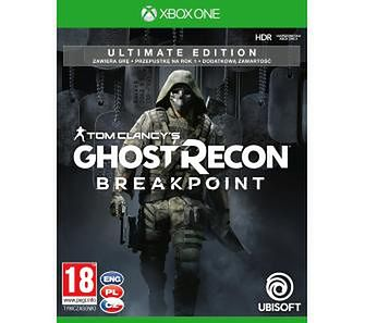 Tom Clancy's Ghost Recon Breakpoint - Edycja Ultimate Xbox One