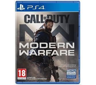 Call of Duty: Modern Warfare + bonus PS4